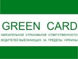 Карточка Green card